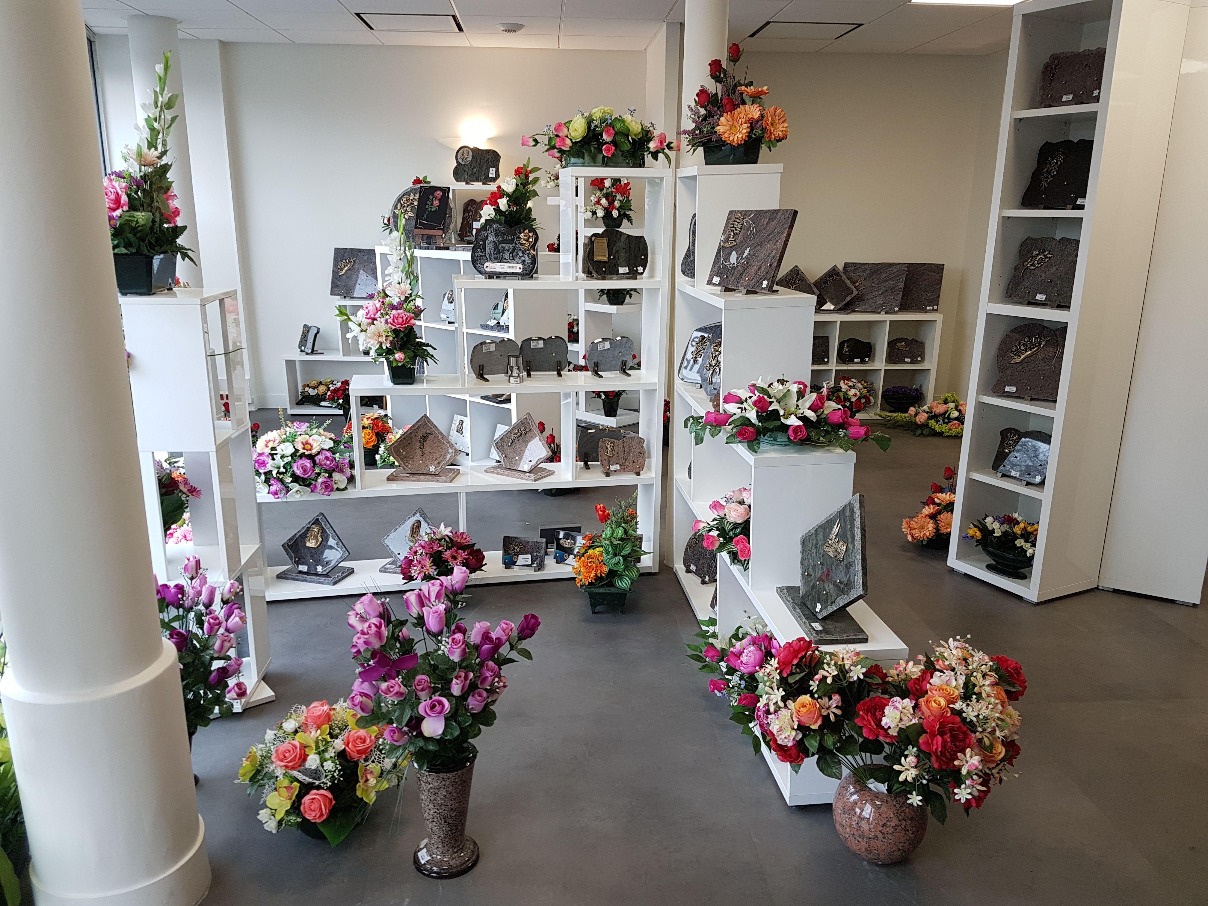 ROC ECLERC Toulouse intérieur agence fleurs